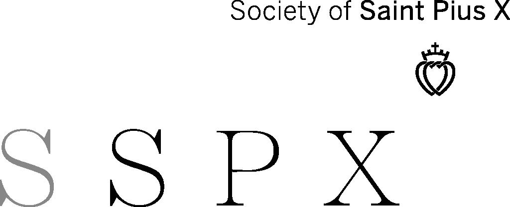 Logo SSPX